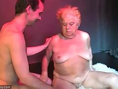 Fat Matures sex, older mature and matures in three-way